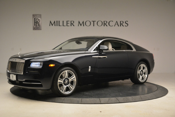 Used 2015 Rolls-Royce Wraith for sale Sold at Maserati of Westport in Westport CT 06880 2