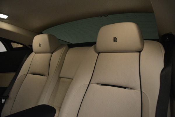 Used 2015 Rolls-Royce Wraith for sale Sold at Maserati of Westport in Westport CT 06880 20