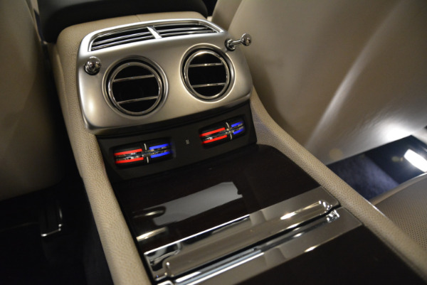 Used 2015 Rolls-Royce Wraith for sale Sold at Maserati of Westport in Westport CT 06880 21
