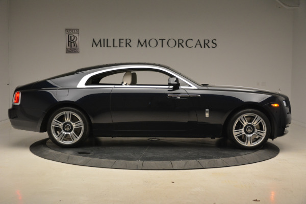 Used 2015 Rolls-Royce Wraith for sale Sold at Maserati of Westport in Westport CT 06880 9