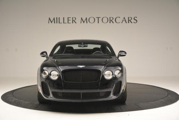 Used 2010 Bentley Continental Supersports for sale Sold at Maserati of Westport in Westport CT 06880 12