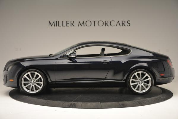 Used 2010 Bentley Continental Supersports for sale Sold at Maserati of Westport in Westport CT 06880 3