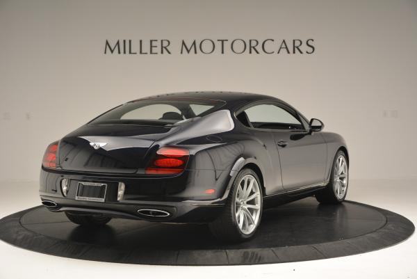 Used 2010 Bentley Continental Supersports for sale Sold at Maserati of Westport in Westport CT 06880 7