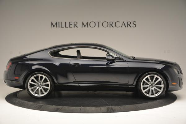 Used 2010 Bentley Continental Supersports for sale Sold at Maserati of Westport in Westport CT 06880 9