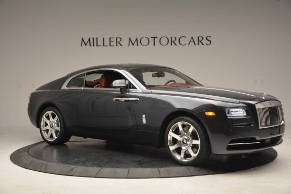 Used 2016 Rolls-Royce Wraith for sale Sold at Maserati of Westport in Westport CT 06880 12