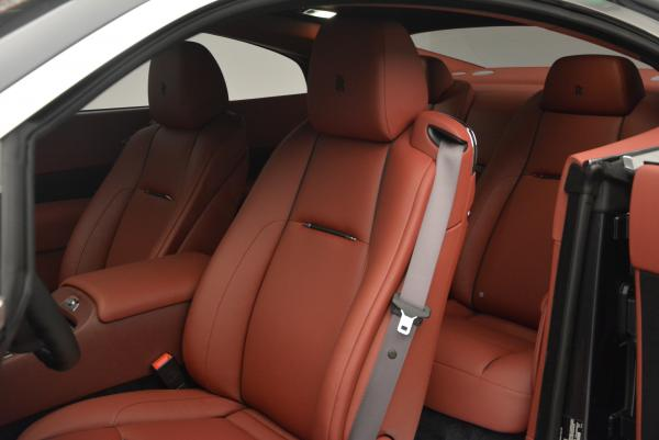 Used 2016 Rolls-Royce Wraith for sale Sold at Maserati of Westport in Westport CT 06880 16