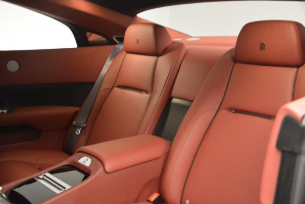 Used 2016 Rolls-Royce Wraith for sale Sold at Maserati of Westport in Westport CT 06880 18
