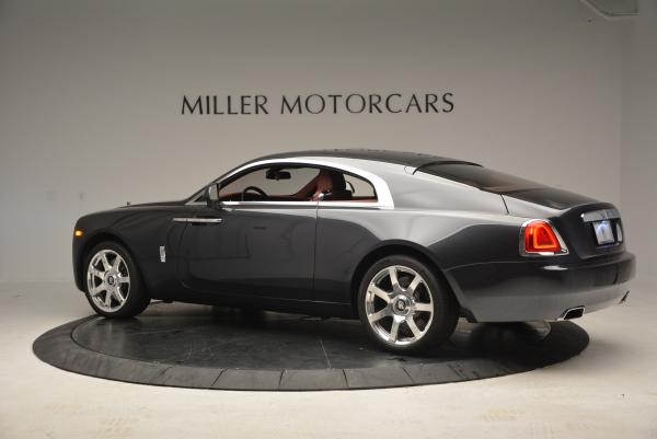 Used 2016 Rolls-Royce Wraith for sale Sold at Maserati of Westport in Westport CT 06880 6