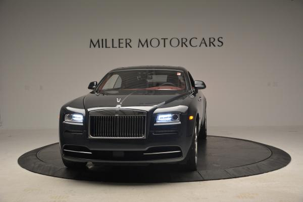 Used 2016 Rolls-Royce Wraith for sale Sold at Maserati of Westport in Westport CT 06880 1