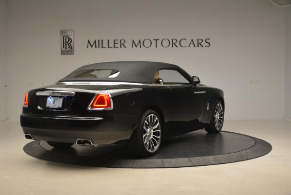 Used 2018 Rolls-Royce Dawn for sale Sold at Maserati of Westport in Westport CT 06880 16