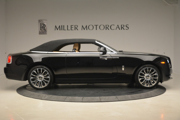 Used 2018 Rolls-Royce Dawn for sale Sold at Maserati of Westport in Westport CT 06880 17