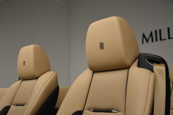 Used 2018 Rolls-Royce Dawn for sale Sold at Maserati of Westport in Westport CT 06880 22