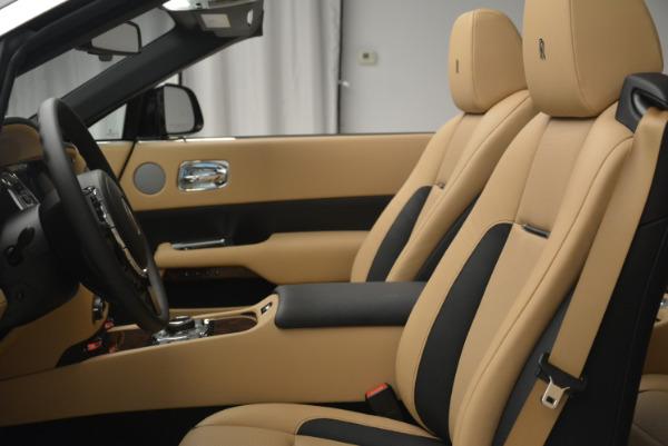 Used 2018 Rolls-Royce Dawn for sale Sold at Maserati of Westport in Westport CT 06880 23