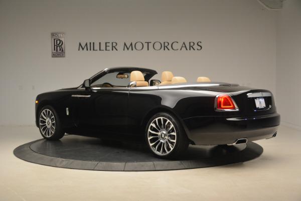 Used 2018 Rolls-Royce Dawn for sale Sold at Maserati of Westport in Westport CT 06880 4