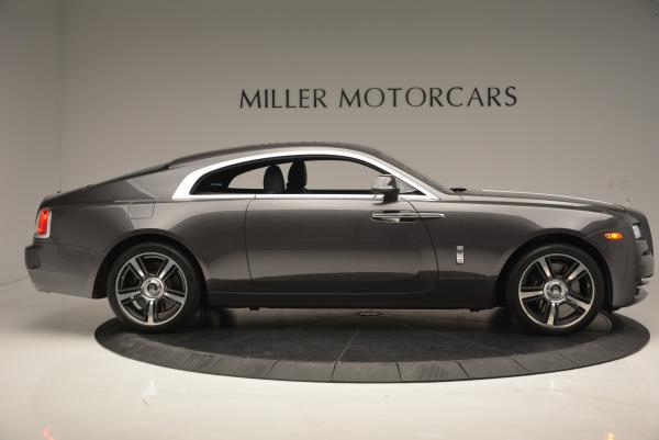 New 2016 Rolls-Royce Wraith for sale Sold at Maserati of Westport in Westport CT 06880 8