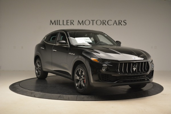 New 2018 Maserati Levante Q4 for sale Sold at Maserati of Westport in Westport CT 06880 10