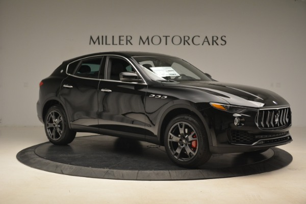 New 2018 Maserati Levante Q4 for sale Sold at Maserati of Westport in Westport CT 06880 9