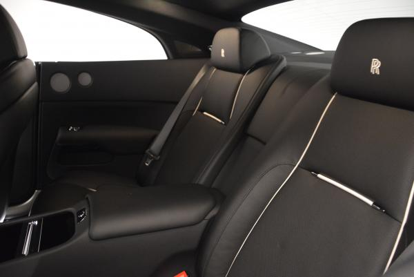 New 2016 Rolls-Royce Wraith for sale Sold at Maserati of Westport in Westport CT 06880 17