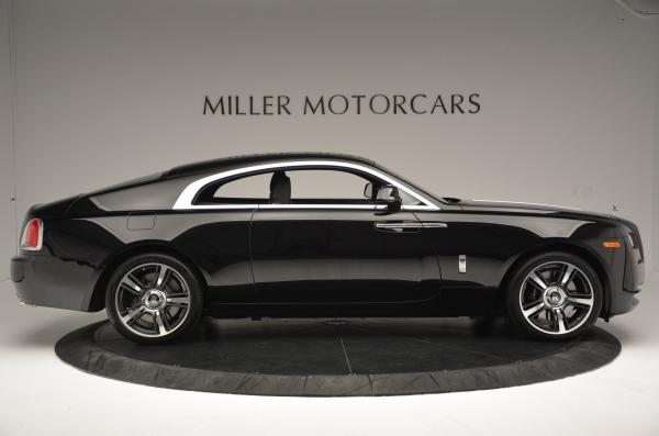 New 2016 Rolls-Royce Wraith for sale Sold at Maserati of Westport in Westport CT 06880 9