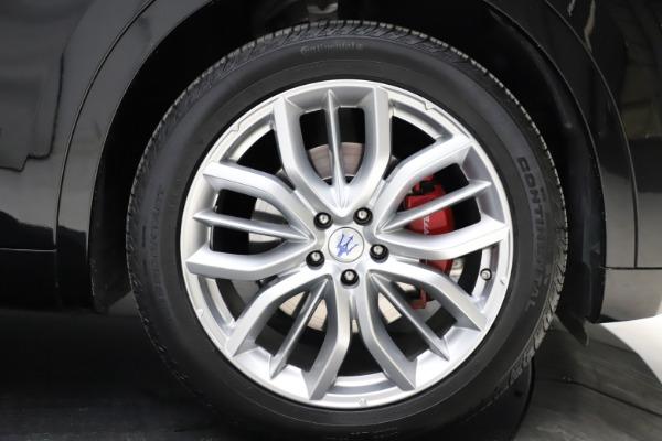 Used 2018 Maserati Levante Q4 GranSport for sale $53,900 at Maserati of Westport in Westport CT 06880 14