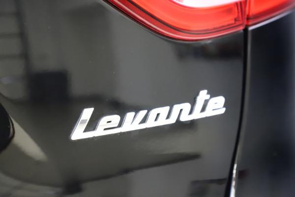 Used 2018 Maserati Levante Q4 GranSport for sale $53,900 at Maserati of Westport in Westport CT 06880 16