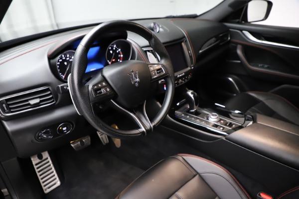Used 2018 Maserati Levante Q4 GranSport for sale $53,900 at Maserati of Westport in Westport CT 06880 18
