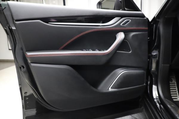 Used 2018 Maserati Levante Q4 GranSport for sale $53,900 at Maserati of Westport in Westport CT 06880 20