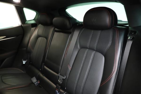 Used 2018 Maserati Levante Q4 GranSport for sale $53,900 at Maserati of Westport in Westport CT 06880 21