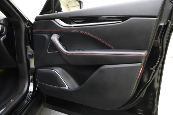 Used 2018 Maserati Levante Q4 GranSport for sale $53,900 at Maserati of Westport in Westport CT 06880 26