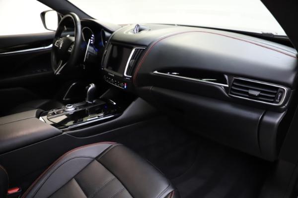 Used 2018 Maserati Levante Q4 GranSport for sale $53,900 at Maserati of Westport in Westport CT 06880 28