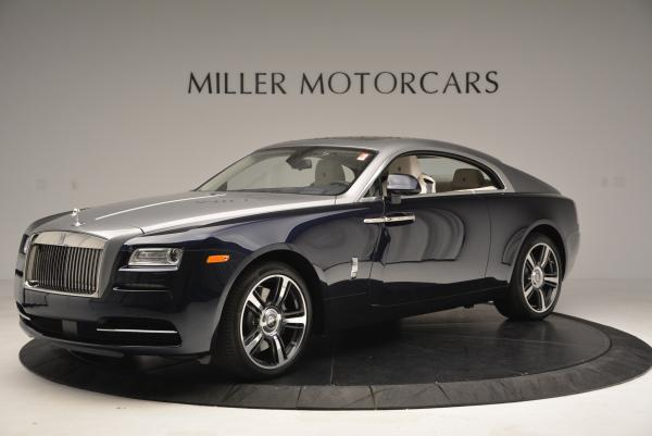 New 2016 Rolls-Royce Wraith for sale Sold at Maserati of Westport in Westport CT 06880 2