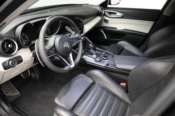 Used 2018 Alfa Romeo Giulia Ti Sport Q4 for sale $34,900 at Maserati of Westport in Westport CT 06880 12