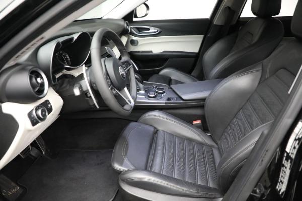 Used 2018 Alfa Romeo Giulia Ti Sport Q4 for sale $34,900 at Maserati of Westport in Westport CT 06880 13