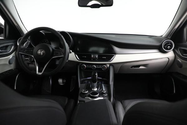 Used 2018 Alfa Romeo Giulia Ti Sport Q4 for sale $34,900 at Maserati of Westport in Westport CT 06880 22