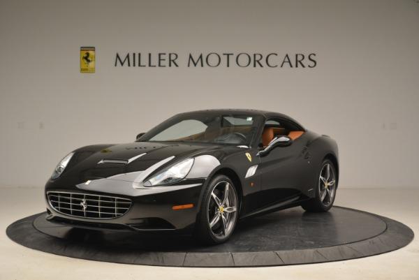 Used 2014 Ferrari California 30 for sale Sold at Maserati of Westport in Westport CT 06880 13