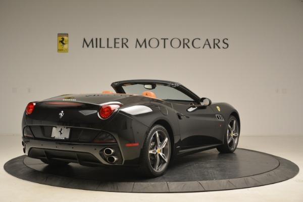 Used 2014 Ferrari California 30 for sale Sold at Maserati of Westport in Westport CT 06880 7
