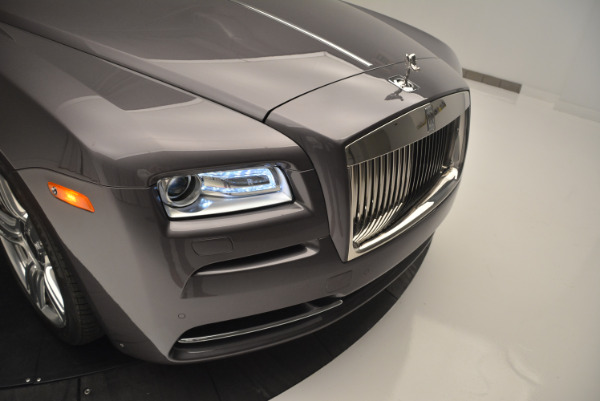 Used 2016 Rolls-Royce Wraith for sale Sold at Maserati of Westport in Westport CT 06880 14