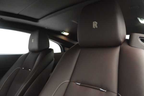 Used 2016 Rolls-Royce Wraith for sale Sold at Maserati of Westport in Westport CT 06880 17