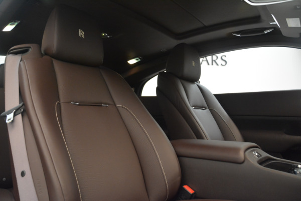 Used 2016 Rolls-Royce Wraith for sale Sold at Maserati of Westport in Westport CT 06880 25