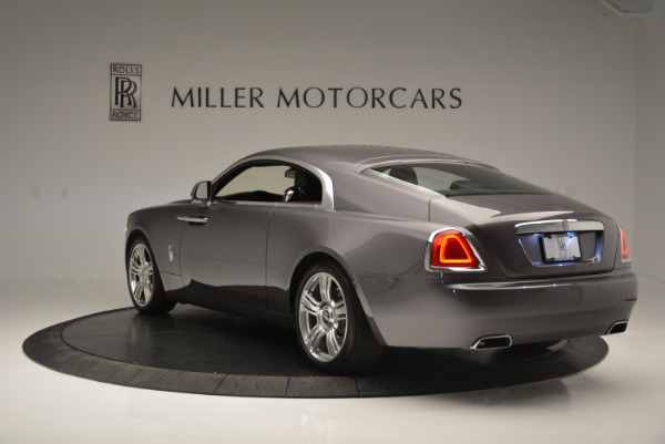 Used 2016 Rolls-Royce Wraith for sale Sold at Maserati of Westport in Westport CT 06880 5