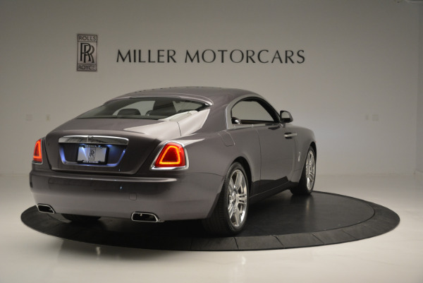 Used 2016 Rolls-Royce Wraith for sale Sold at Maserati of Westport in Westport CT 06880 7