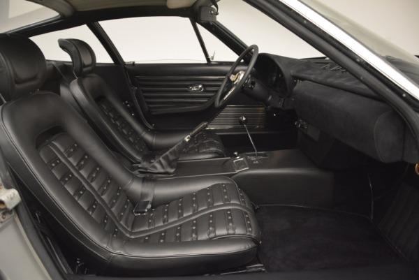 Used 1971 Ferrari 365 GTB/4 Daytona for sale Sold at Maserati of Westport in Westport CT 06880 14