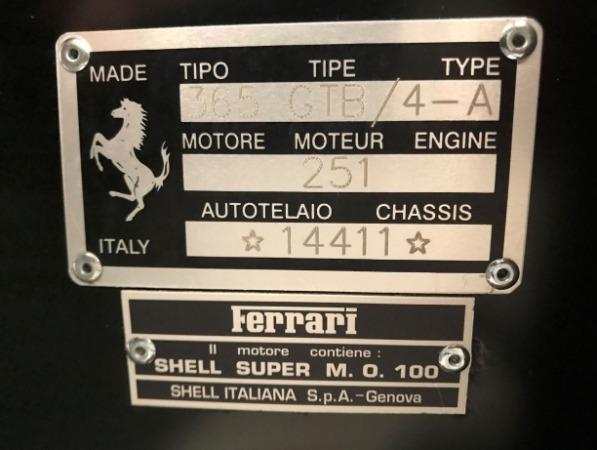 Used 1971 Ferrari 365 GTB/4 Daytona for sale Sold at Maserati of Westport in Westport CT 06880 24