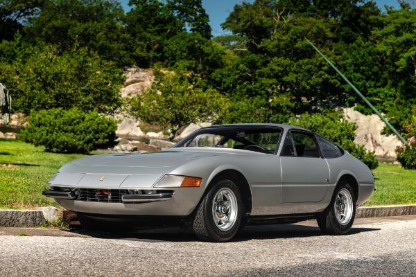 Used 1971 Ferrari 365 GTB/4 Daytona for sale Sold at Maserati of Westport in Westport CT 06880 1