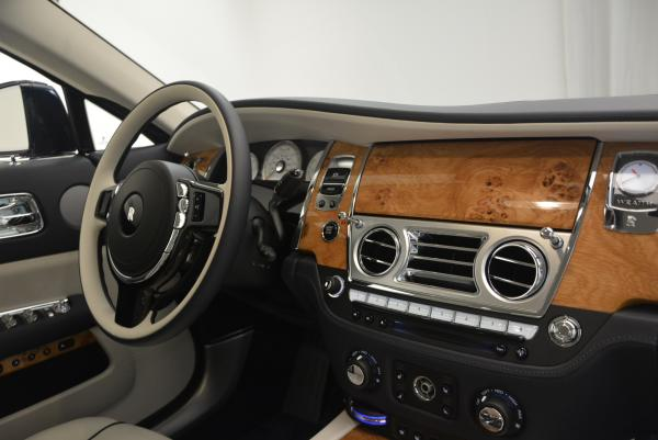 New 2016 Rolls-Royce Wraith for sale Sold at Maserati of Westport in Westport CT 06880 20