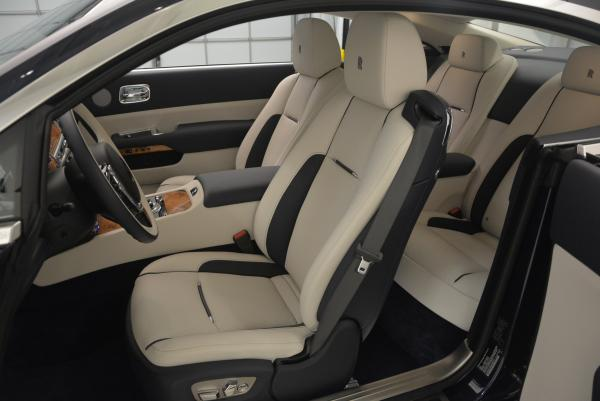 New 2016 Rolls-Royce Wraith for sale Sold at Maserati of Westport in Westport CT 06880 27