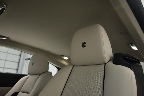 New 2016 Rolls-Royce Wraith for sale Sold at Maserati of Westport in Westport CT 06880 28