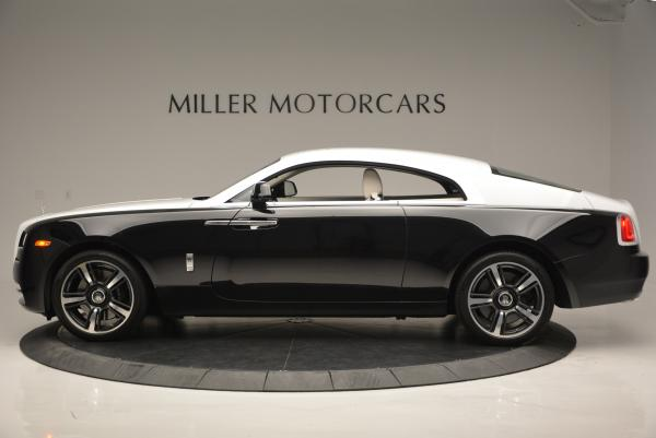 New 2016 Rolls-Royce Wraith for sale Sold at Maserati of Westport in Westport CT 06880 3