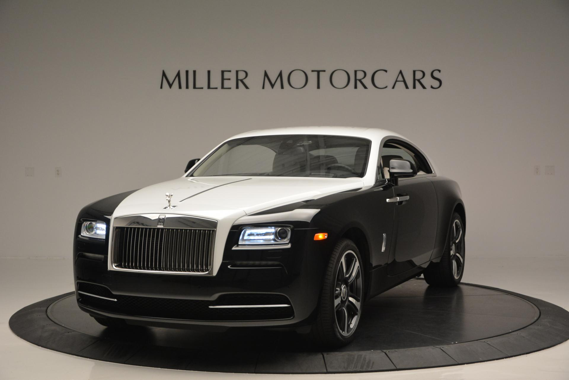 New 2016 Rolls-Royce Wraith for sale Sold at Maserati of Westport in Westport CT 06880 1
