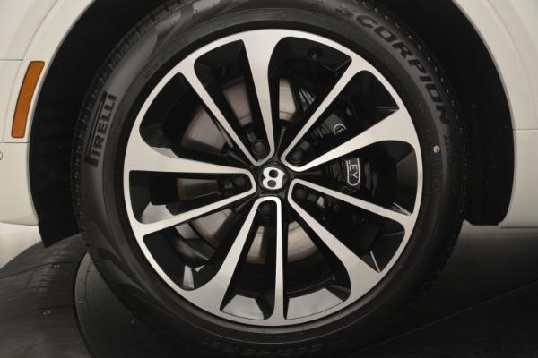 Used 2019 Bentley Bentayga V8 for sale $149,900 at Maserati of Westport in Westport CT 06880 13